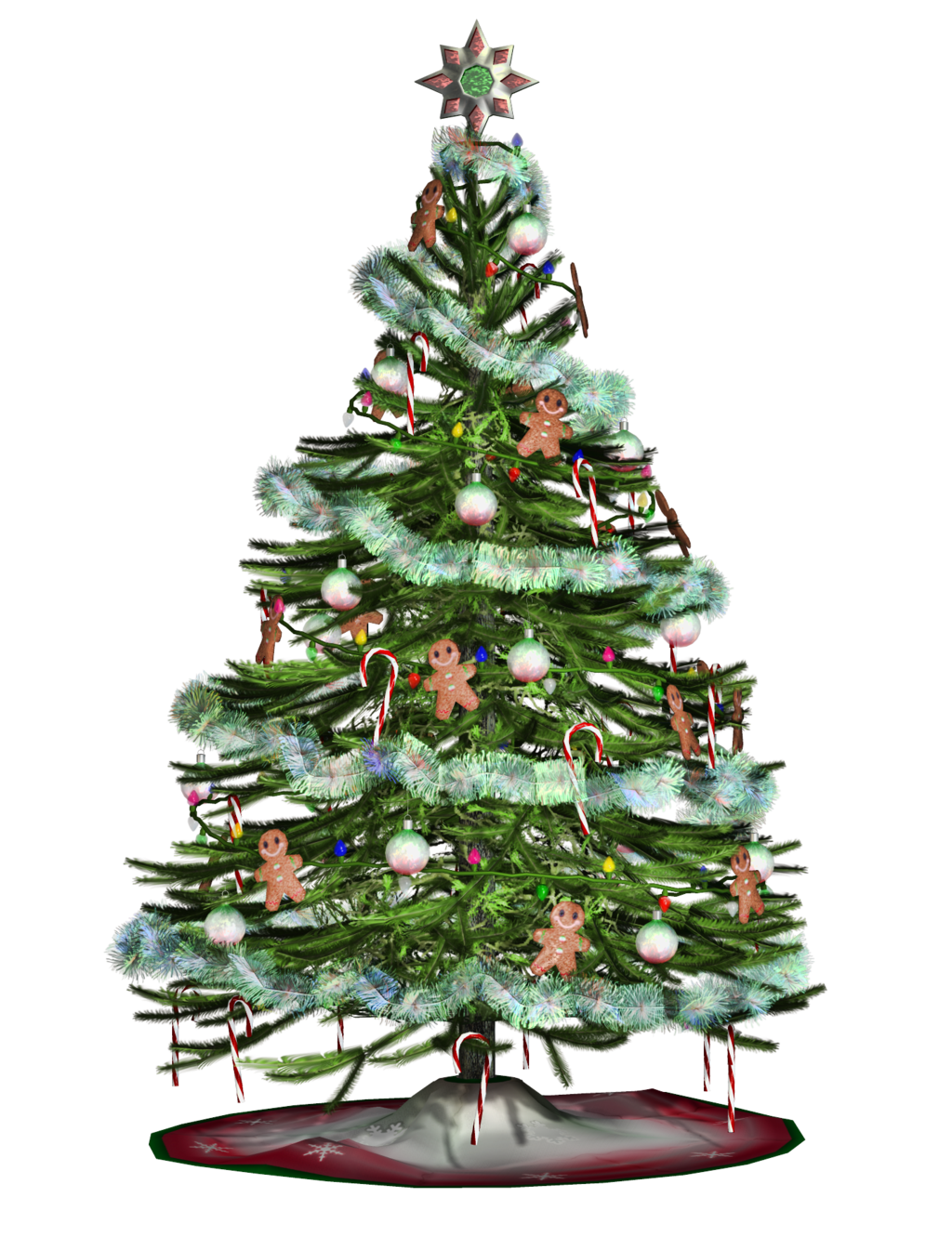 christmas tree png roy deviantart #11681
