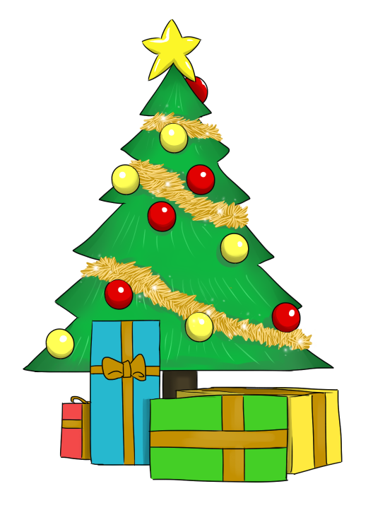 christmas tree png thanksgiving craft program union township library #11642