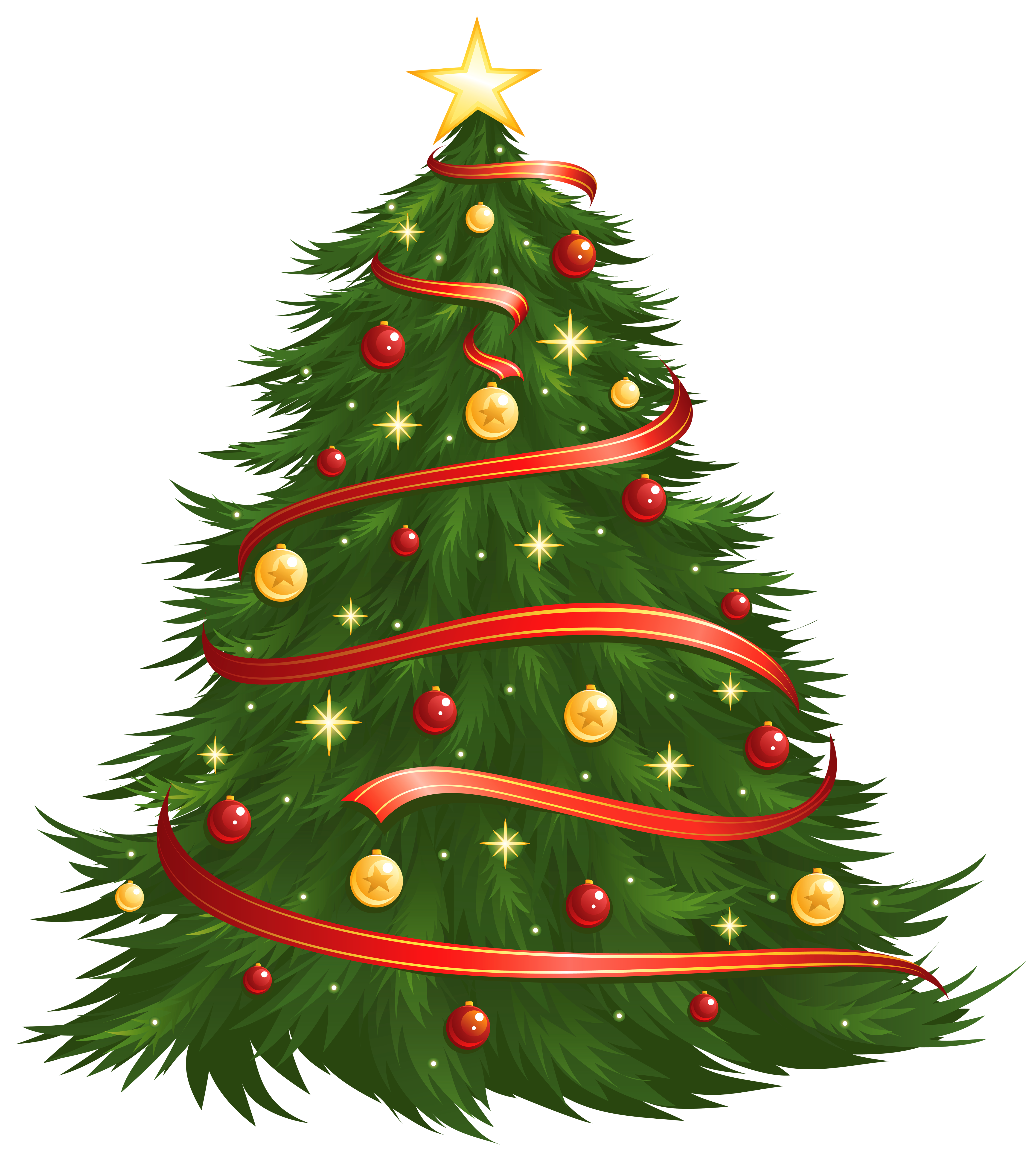 decorated christmas tree images indiepedia #11607