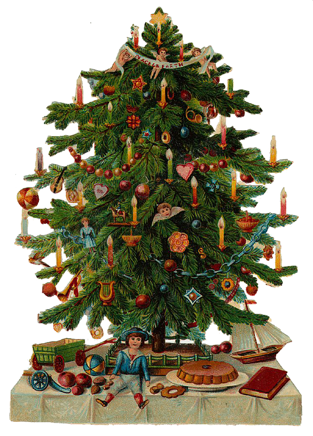 german christmas tree clipart png clipground #11638