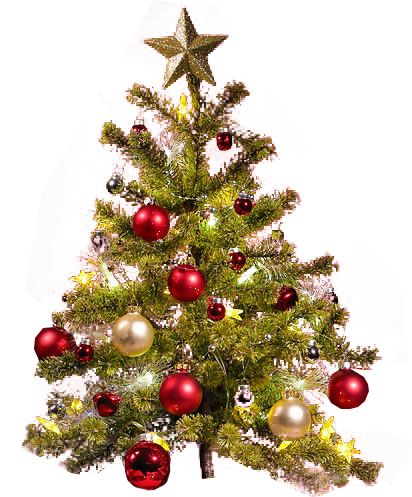 small christmas tree transparent background png image #11631