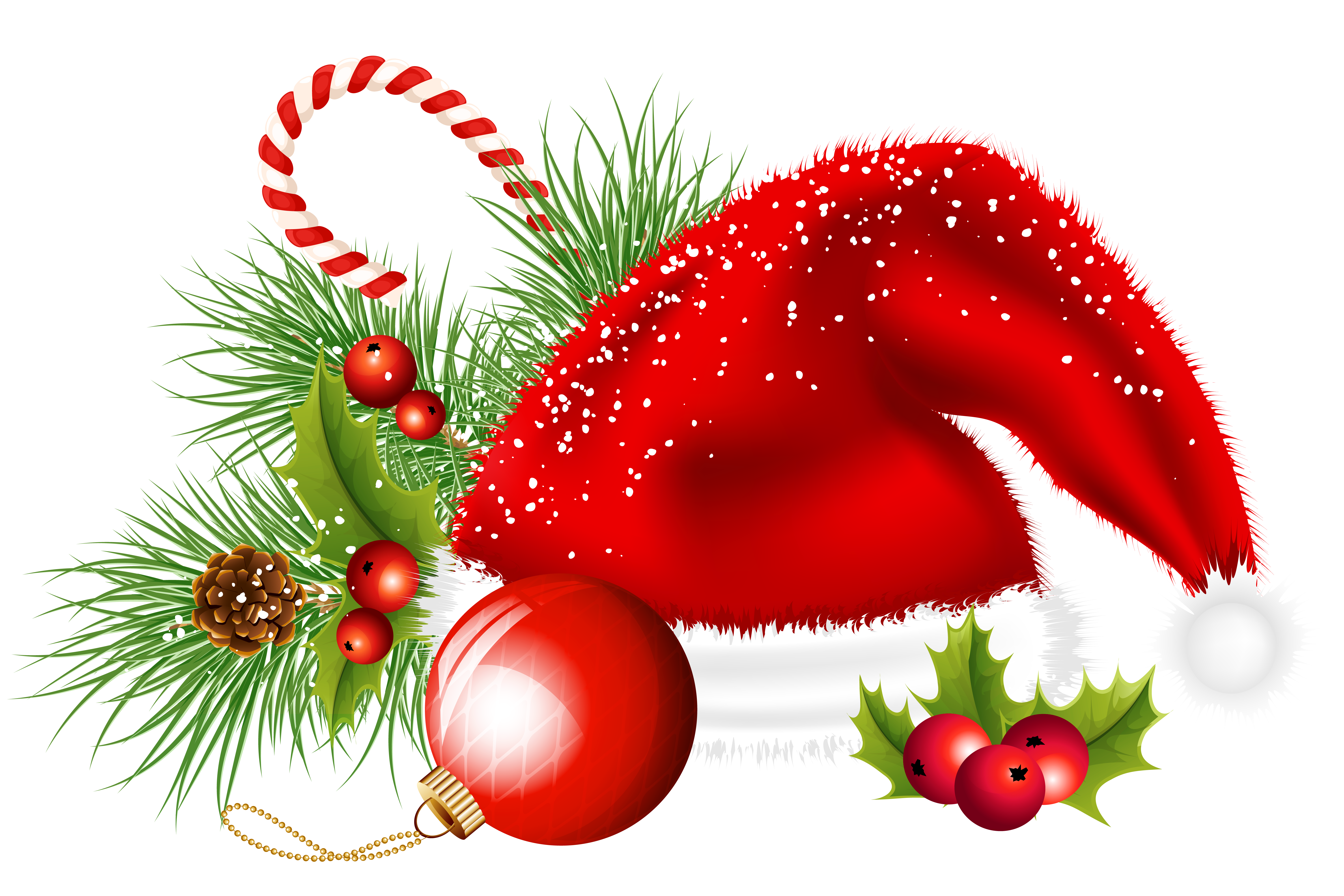 christmas clipart, christmas decorations cliparts download clip #27697