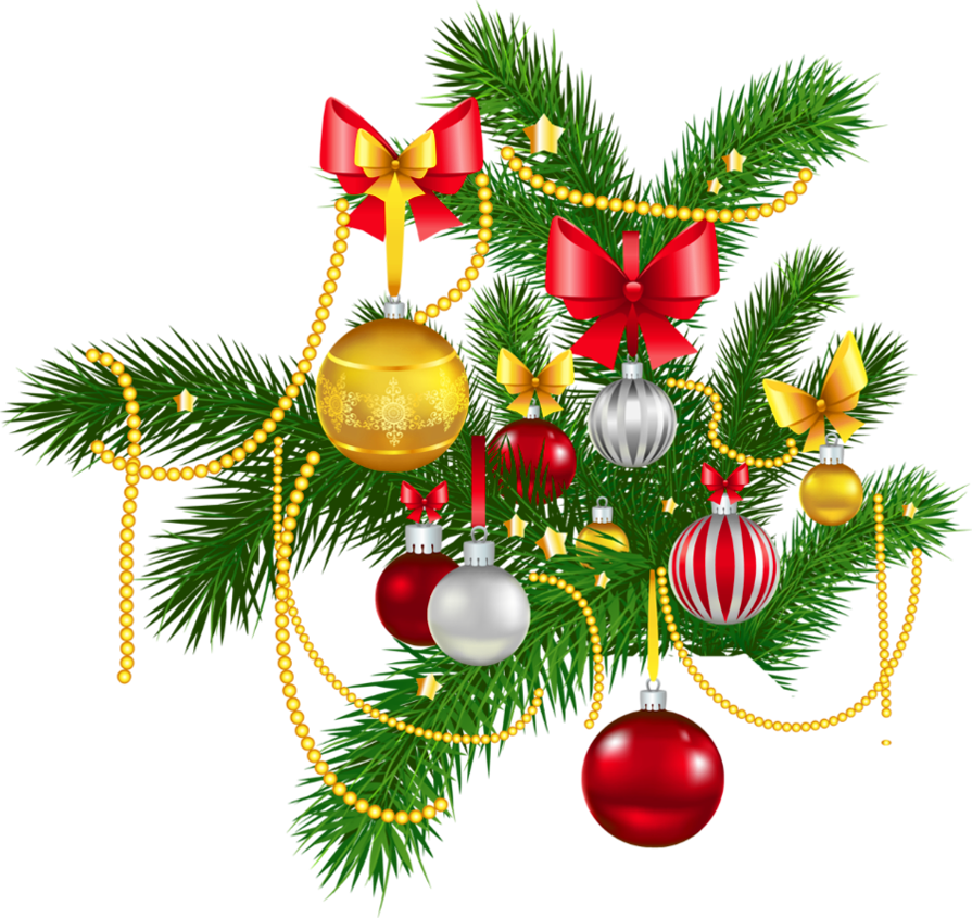 christmas clipart, christmas decorations cliparts download clip #27700
