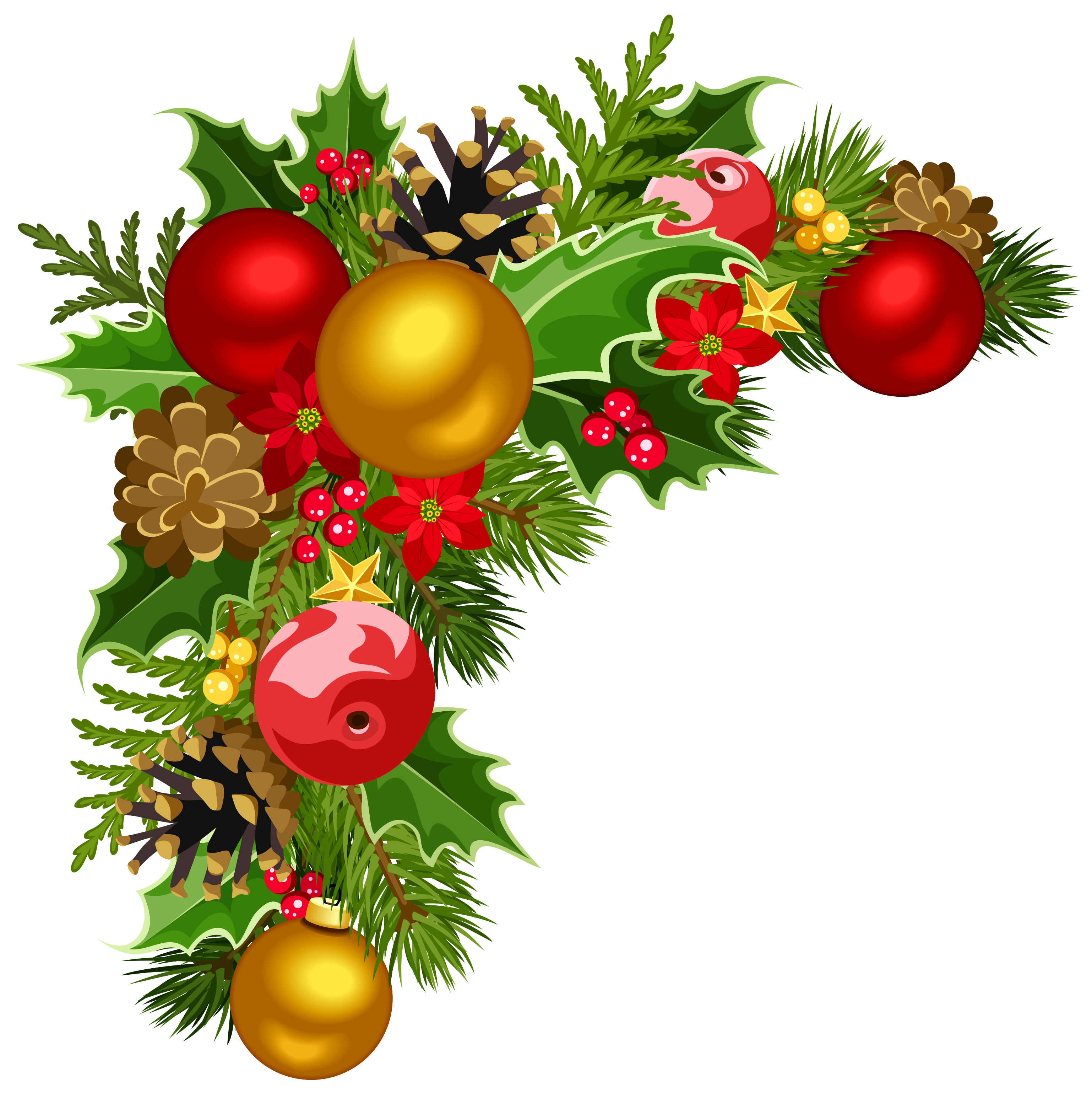 christmas clipart, christmas decorations cliparts download clip #27684