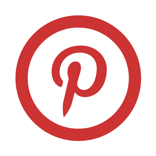 circle pinterest logo png transparent #1997