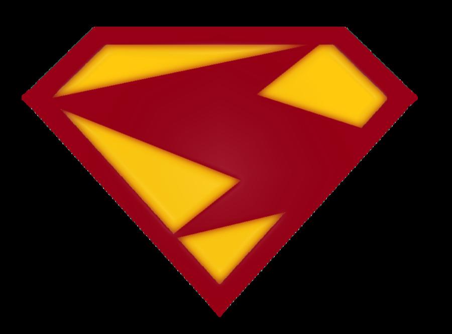Classic Superman Logo Png #1547