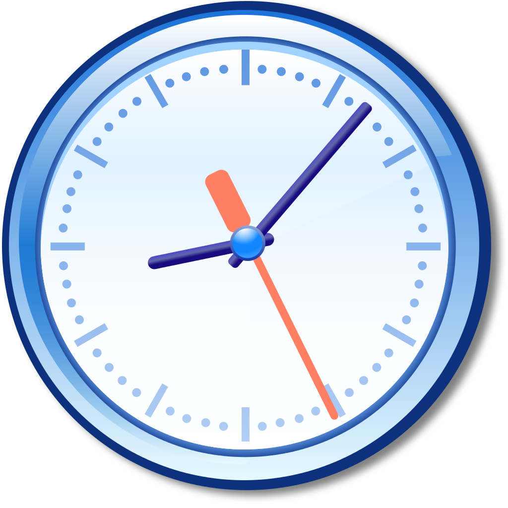 file crystal clear app clock svg simple english #15119