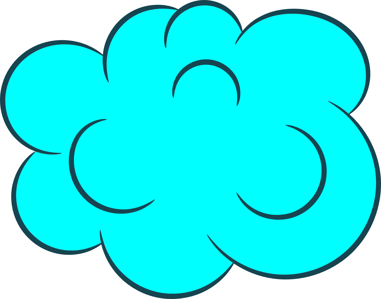cartoon clouds transparent onlygfxm 7366