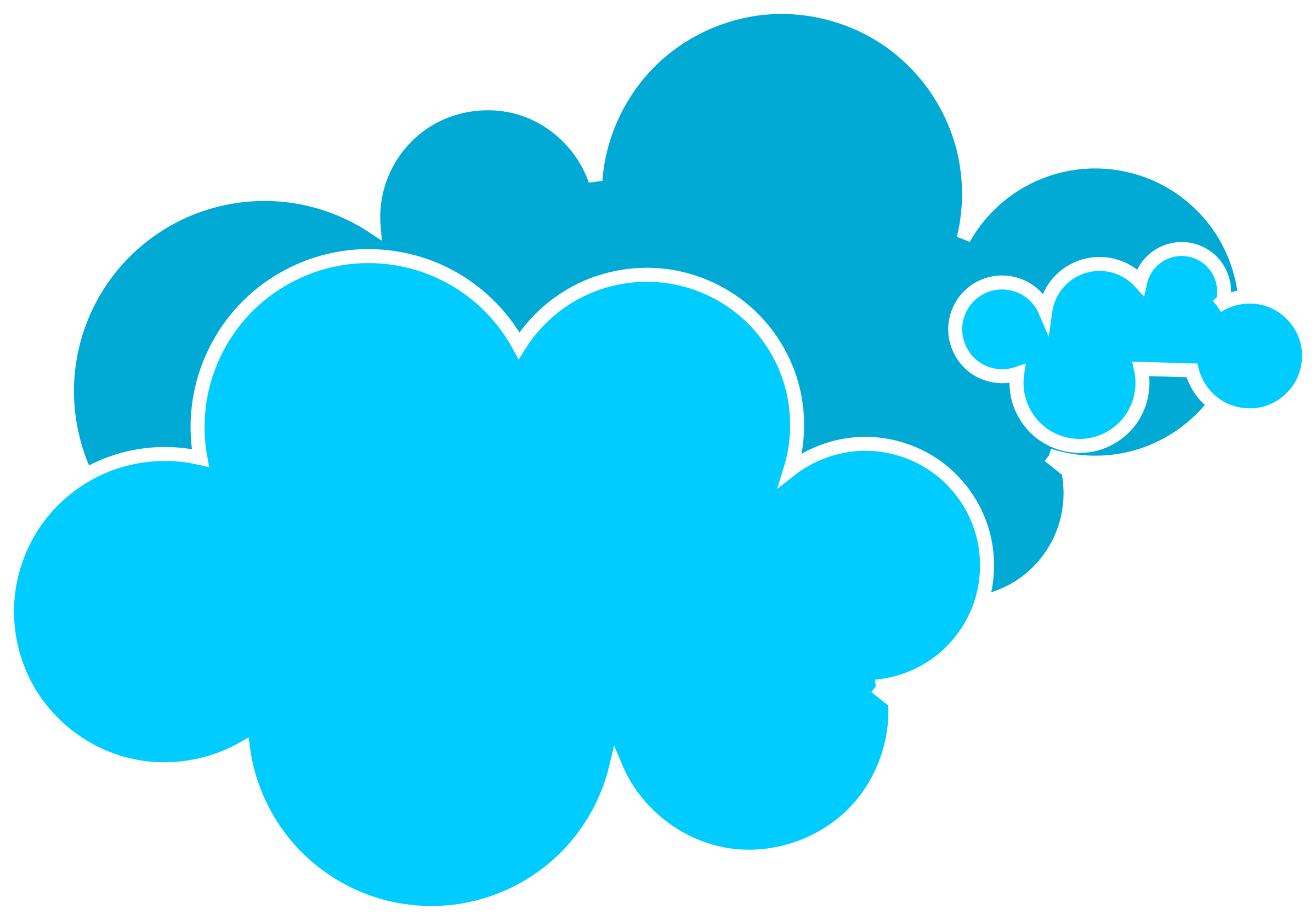 clipart clouds png #7344