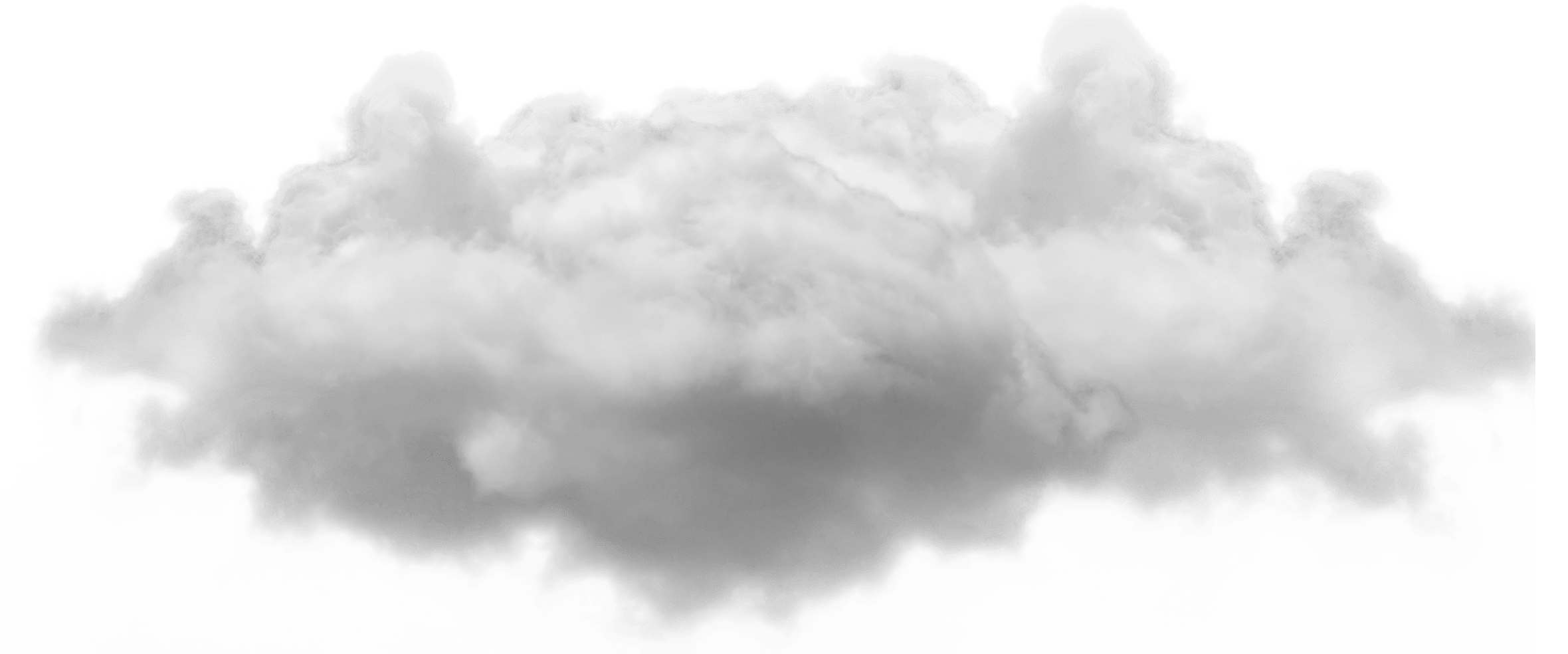 small single cloud image transparent #8114
