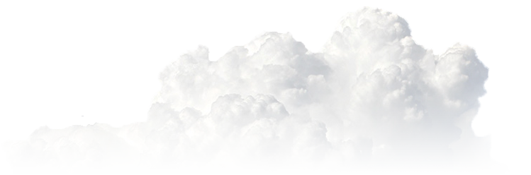 white big cloud png #8120