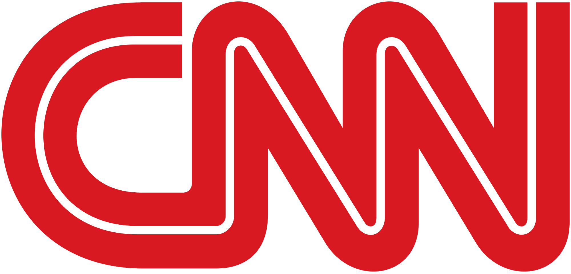cnn logo red png #1802