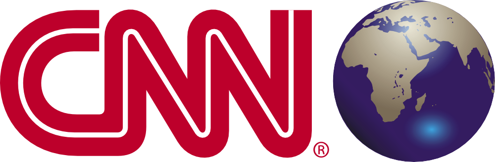 cnn logo with earth png #1823