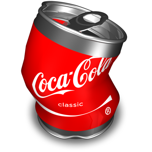 coca cola icon cans icons softiconsm #10999