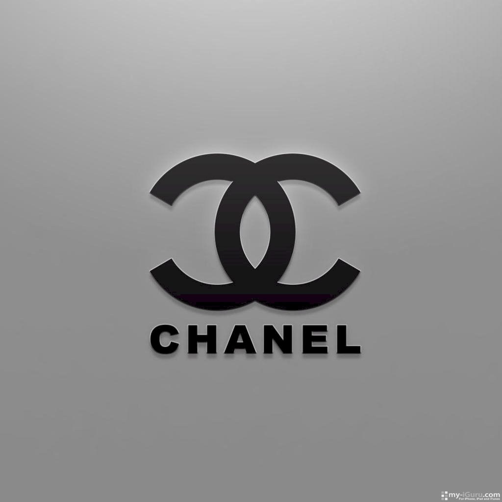 coco chanel logo wallpaper #1918