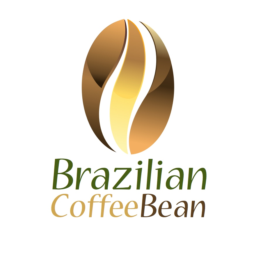 Brazilian coffee logo round images
