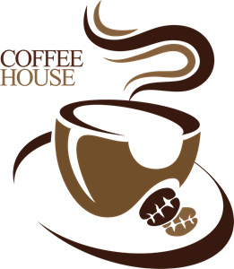 coffee house creative logo vector download #7517