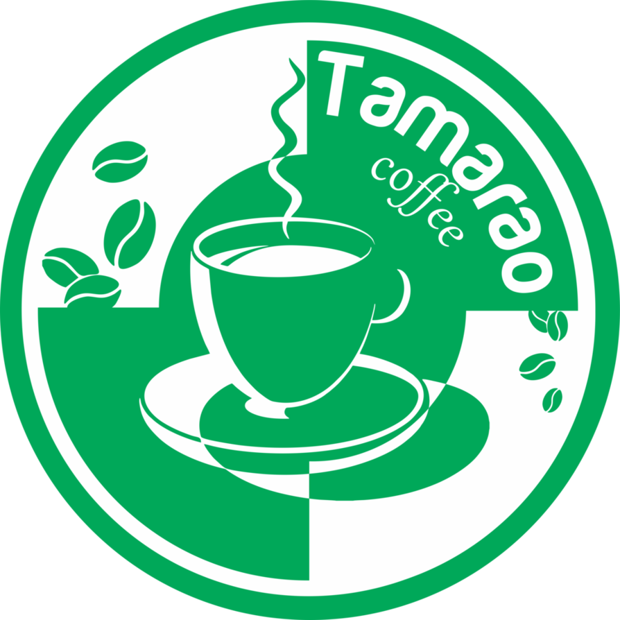 tamarao coffee shop logo kingdomage 7526