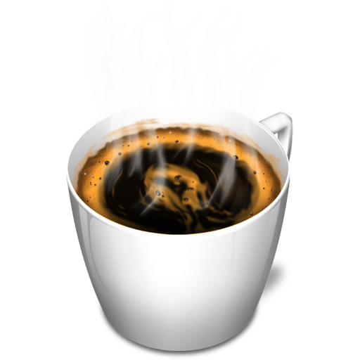 cup coffee hot icon kappu iconset dunedhel #12670