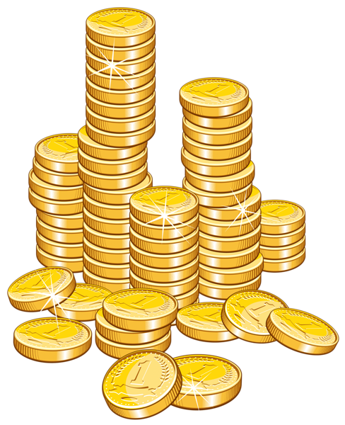coins stack png clipart picture gallery yopriceville #16576