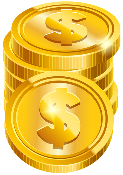 coins transparent png clip art image gallery #16614