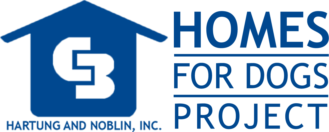 hartung and noblin, homes for dogs project png logo 5480