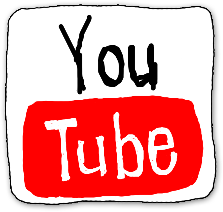 comic sans youtube logo png #2078