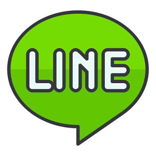 Line logo messenger glossy png #2111 - Free Transparent