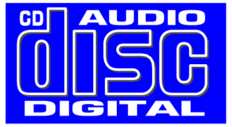 cd digital audio blue symbol png logo 6292