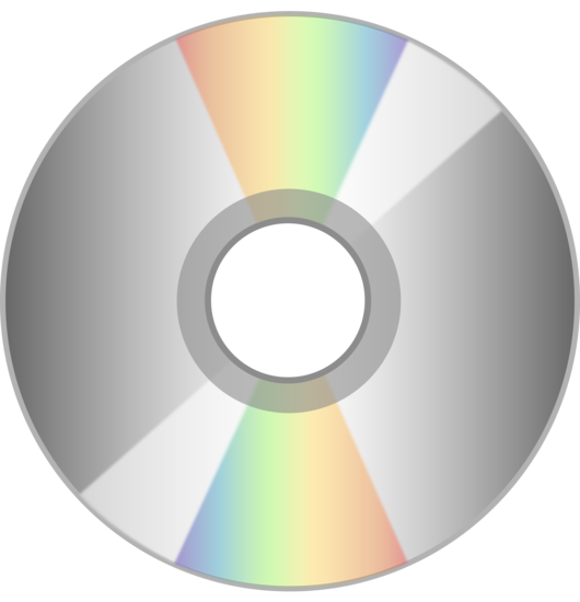 shiny compact disc png logo 6290