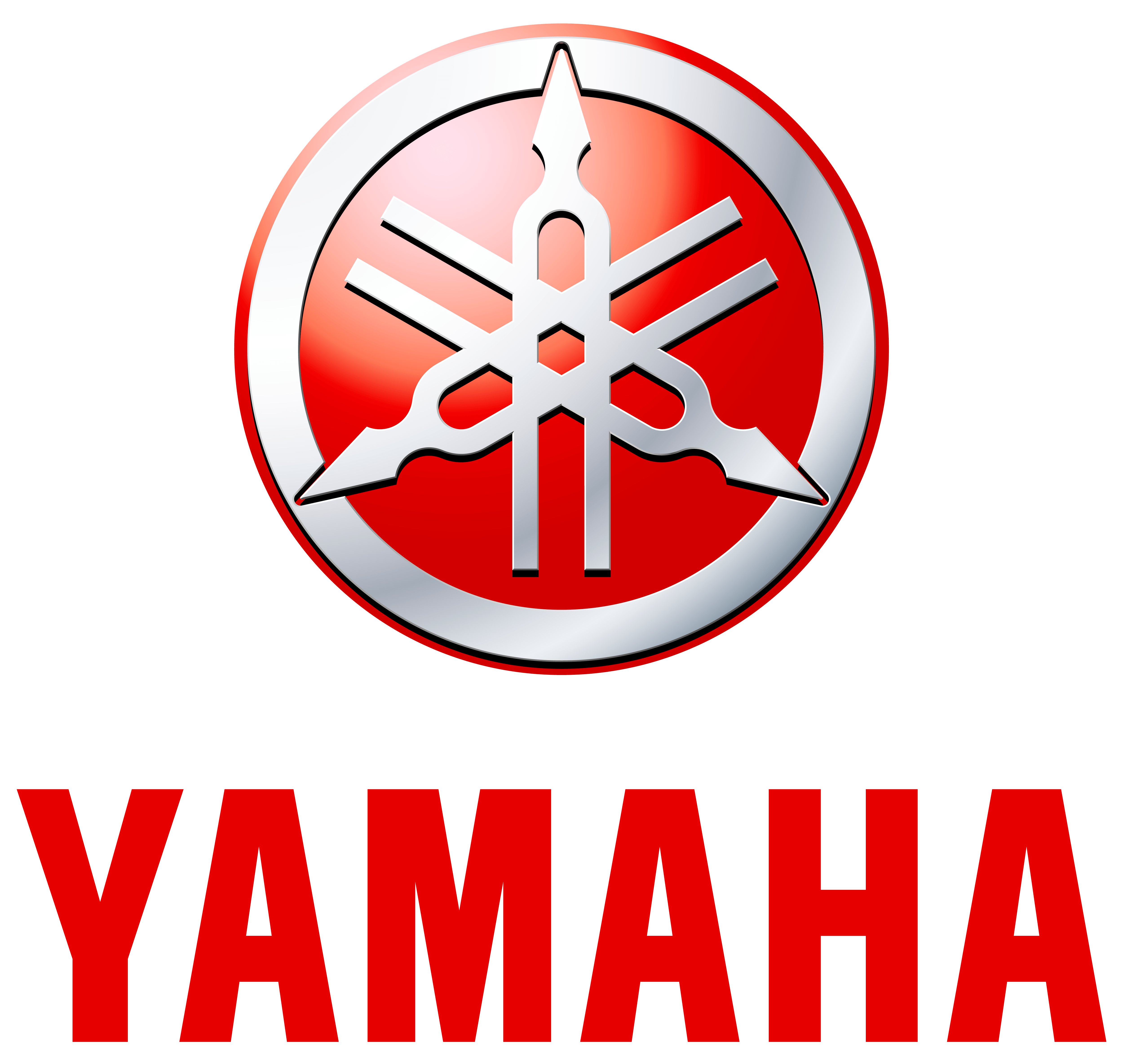 brand yamaha motorcycle logo company history and meaning bike emblem #32528
