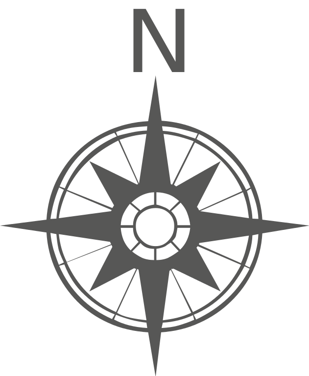file gray compass rose svg wikimedia commons #17120