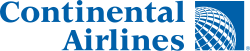 continental airlines logo #2529
