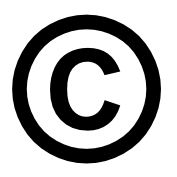 copyright symbol how write copyright notice plagiarism today #34640