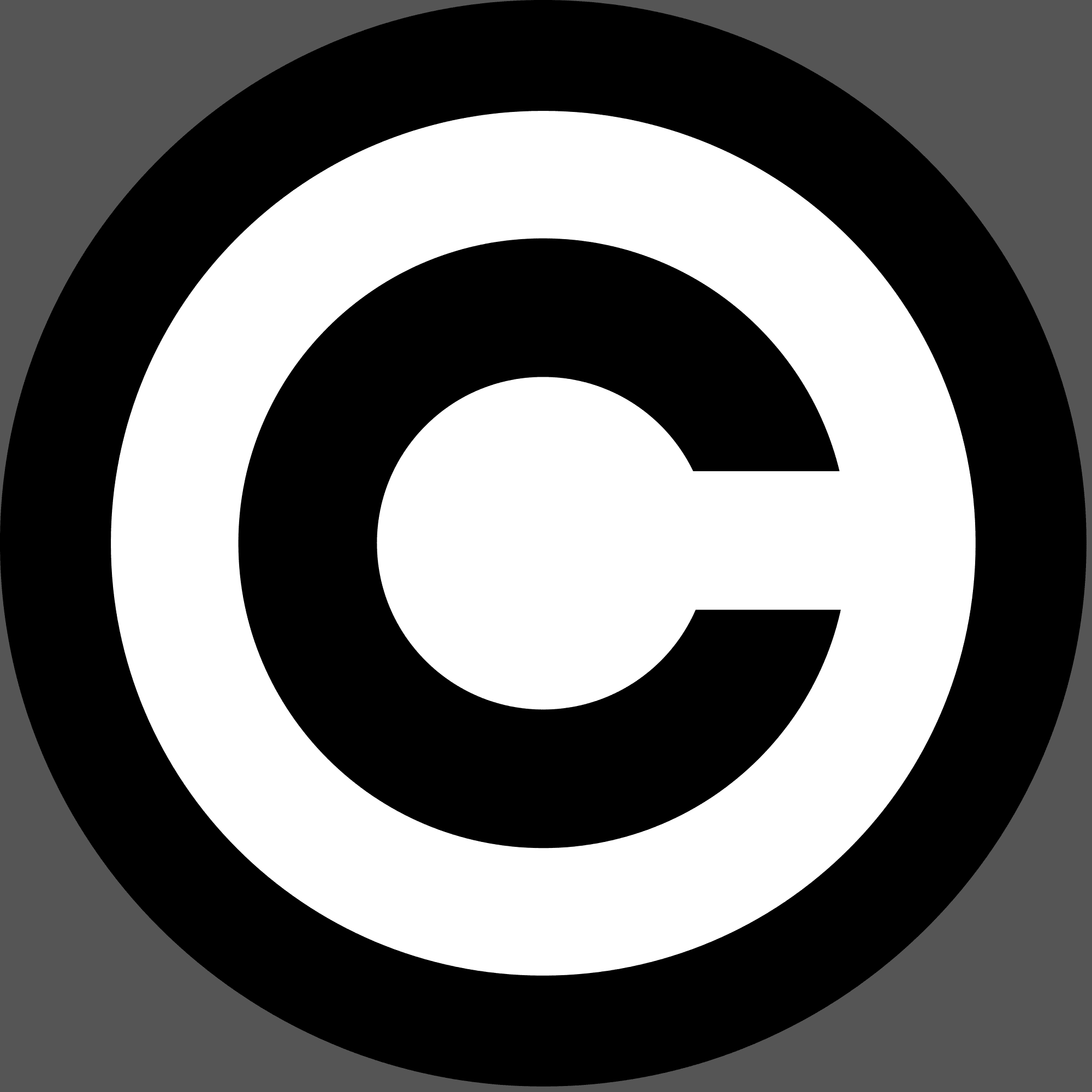 make the copyright symbol windows macos computers #34657