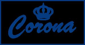 blue symbol corona png logo #3546
