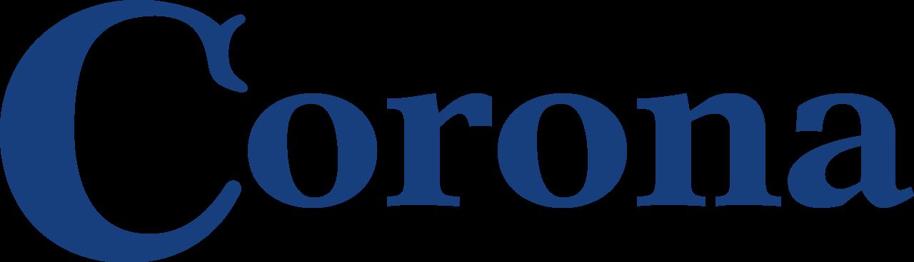 corona europeean blue png logo #3523