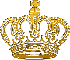 gold crown corona png logo