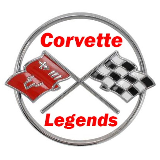 corvette legends png logo 2886