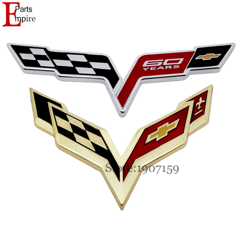 popular corvette png logo 2882
