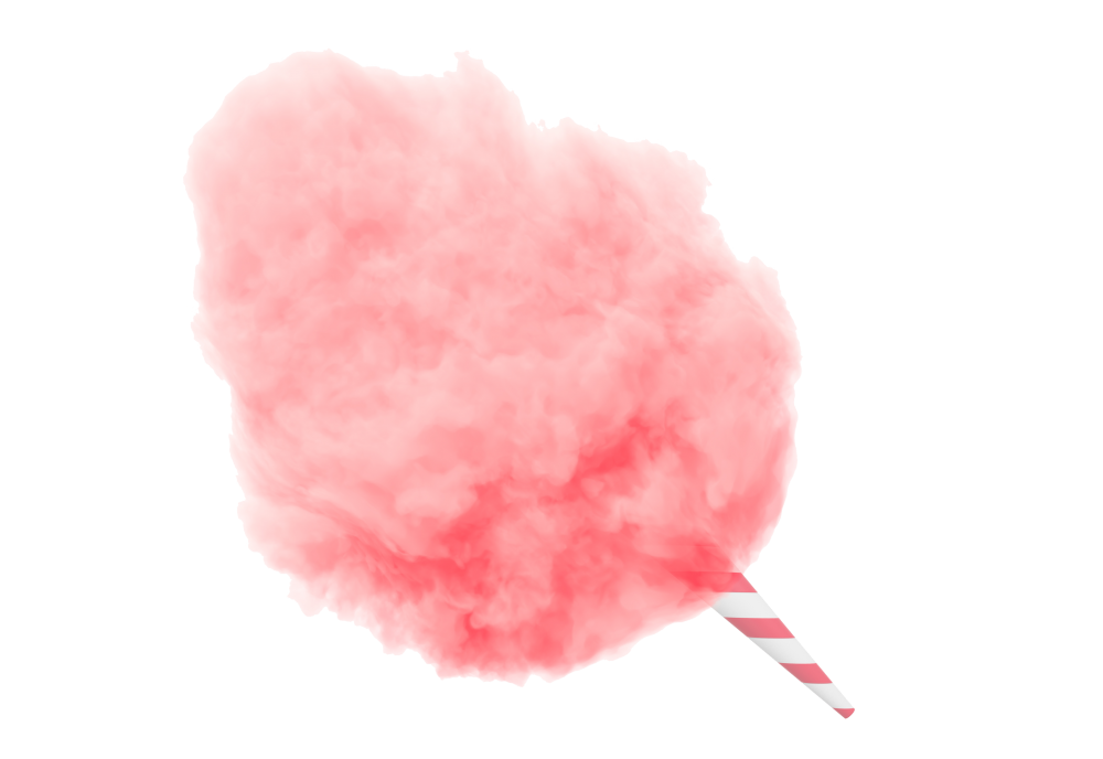 cotton candy candyfloss png candyfloss transparent images #35838