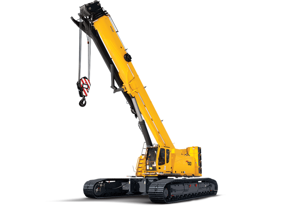 telescopic crawler crane transparent png stickpng #36677