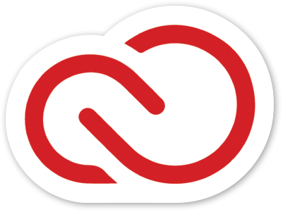 creative cloud adobe cc logo #1894