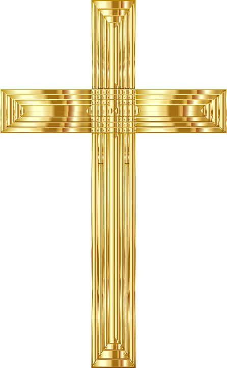 jesus christ cross vector graphic pixabay #12813