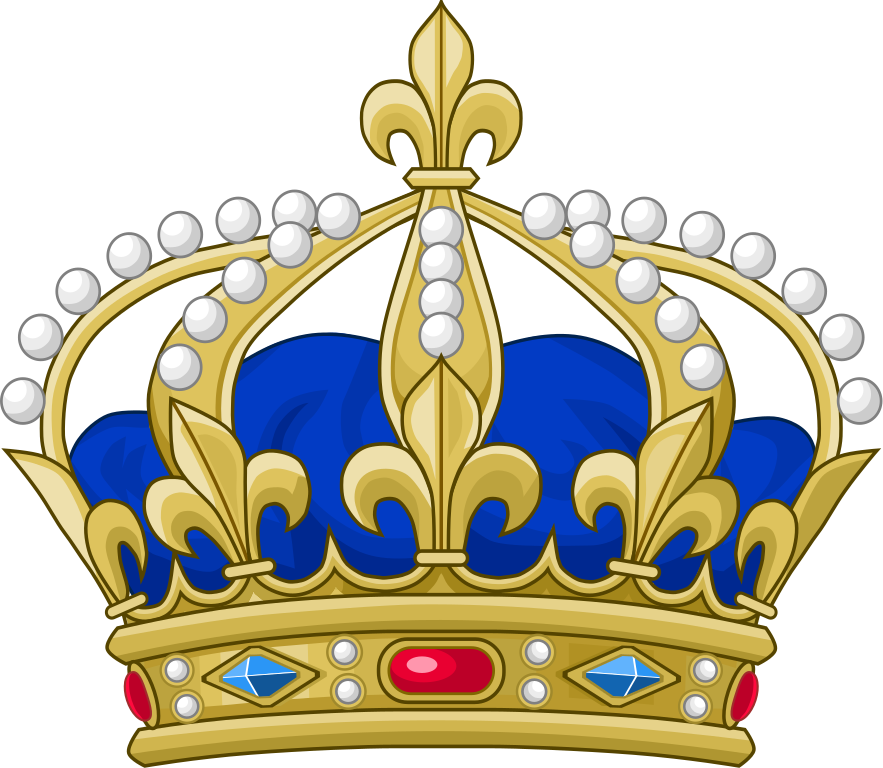 file royal crown france svg wikimedia commons #10713