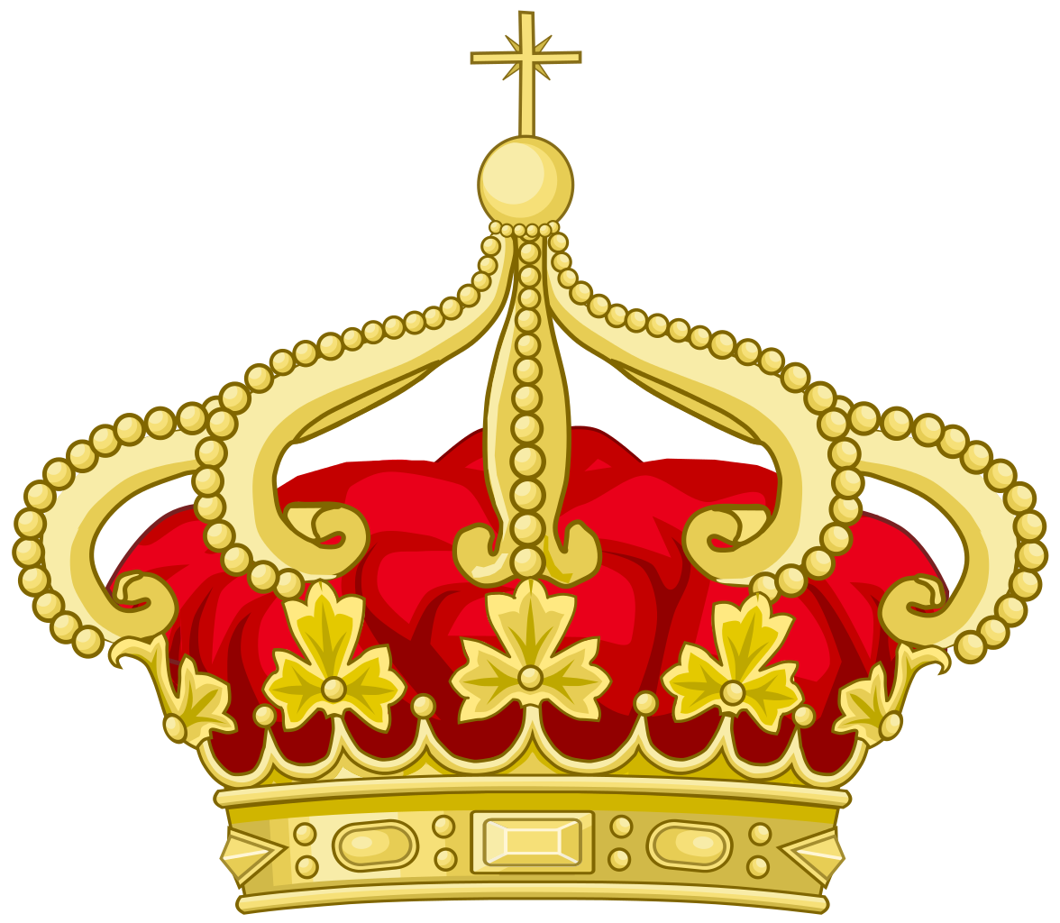 file royal crown portugal svg wikimedia commons #10710