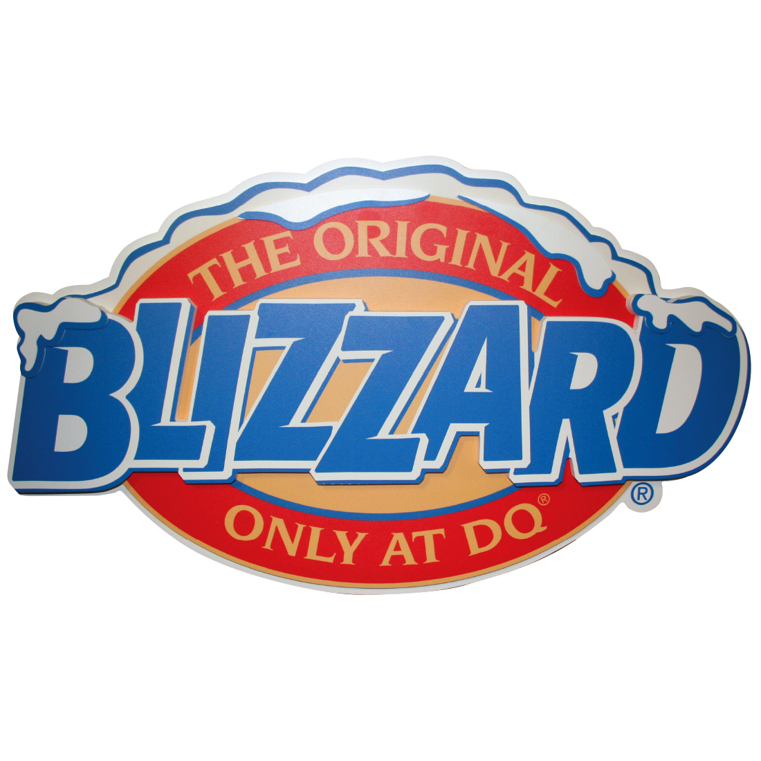 blizzard only at dQ png logo #4662