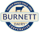 burnett dairy  farmer owned cooperative png logo 4682