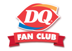 dairy queen fan club symbol png logo #4664
