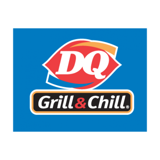 dairy queen grill chil logo vector png